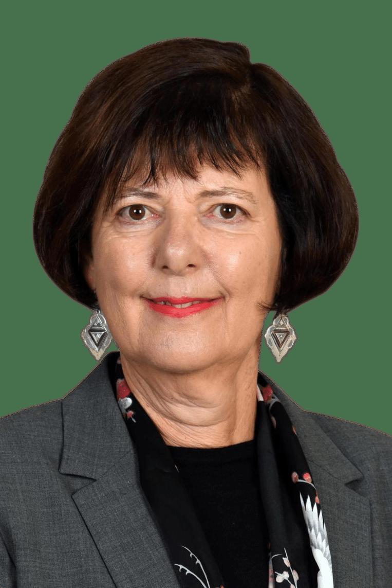 Minister Barbara Creecy van natuurbeheer in Zuid-Afrika. Beeld Ministerie van bos, visserij en milieu in Zuid-Afrika