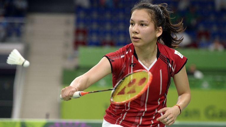 Lianne Tan Beeld BELGA
