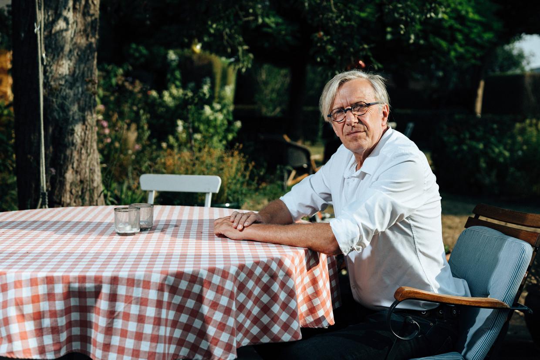 Professor Michel Vandenbroeck (UGent) is vooral bezorgd over een groep 'vermiste kleuters'. 'Het gaat om kleuters die opgroeien in de meest precaire gezinnen en waar de ouders erg bang zijn voor het virus.' Beeld Illias Teirlinck