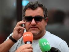 Raiola reageert fel op 'Haaland-gerucht': 'Fake news verspreidt zich snel'