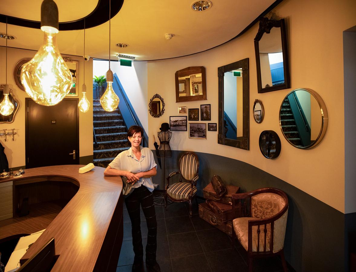 Wilberty Pontenagel is de nieuwe uitbaatster van Hotel de Valk in Valkenswaard.