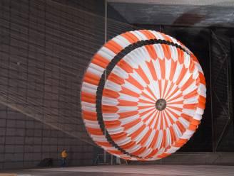 """Parachute geweven met Picanol-machine helpt Mars-rover veilig landen: """"We zijn nu ook gekend in de ruimte"""""""