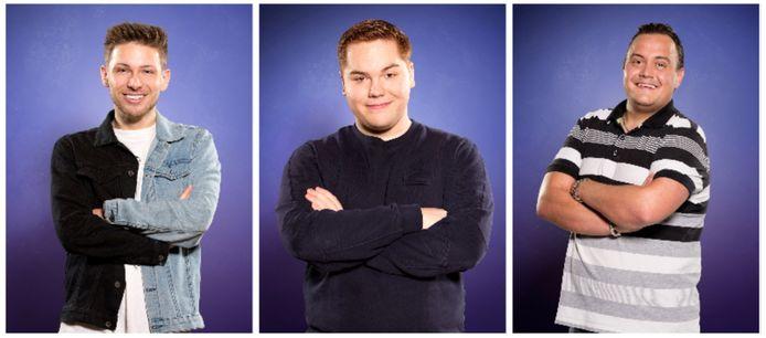 Nieuwe bewoners Jerrel, Matt en Mike. Laatstgenoemde werd door het publiek gekozen als nieuwe deelnemer aan de realityreeks.