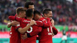 Bayern neemt pas na rust afstand van AEK Athene met twee goals in twee minuten