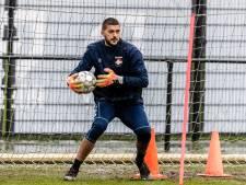 Aro Muric wordt eerste keeper bij Willem II