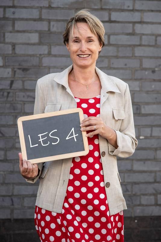 Erica Venema, HR-manager bij Rabobank.