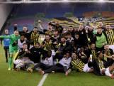 Euforie in Arnhem: Vitesse gaat naar De Kuip
