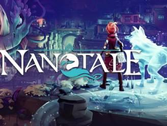 Belgische fantasygame 'Nanotale' leert je op een erg originele manier typen