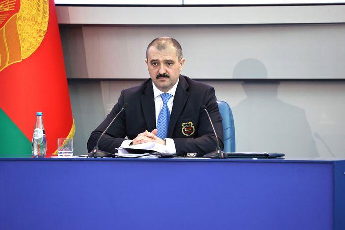 Viktor Loekasjenko.