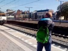 Alkmaarder Thomas is treinspotter: 'Soms ben ik de hele dag weg'
