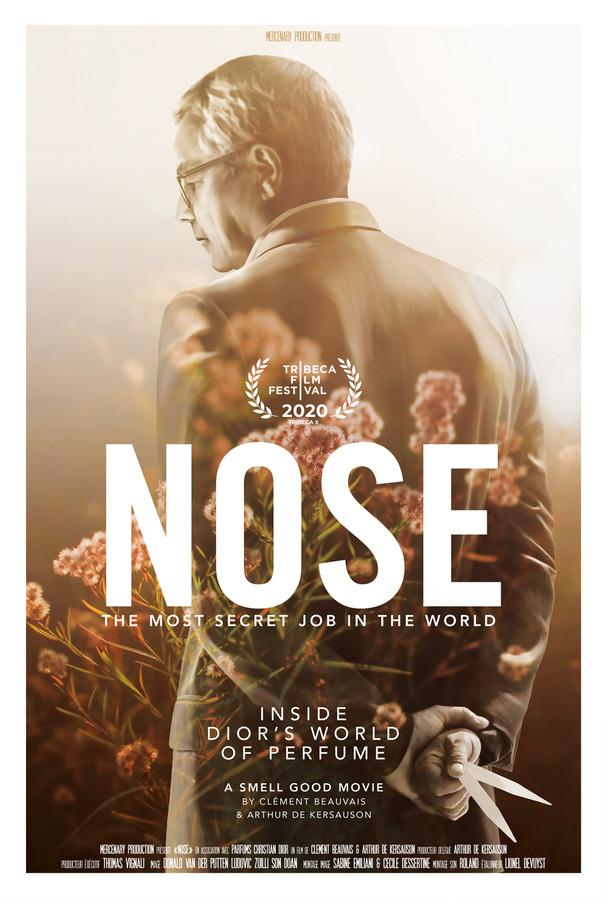 """""""Nose"""", le documentaire sur François Demachy, parfumeur de la maison Dior, est à voir dès aujourd'hui."""