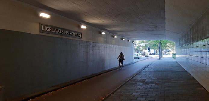 De fietstunnel