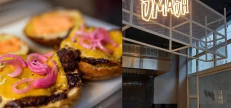 Un burger sans chichi, mais savoureux chez SMASH à Ixelles