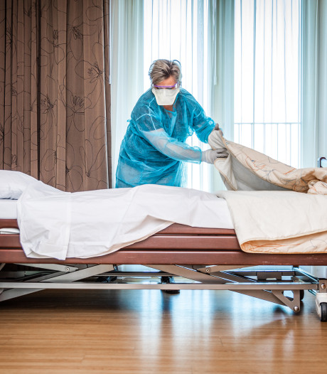 Beatrixziekenhuis loopt 'vol' en kan aantal coronabedden niet verder uitbreiden