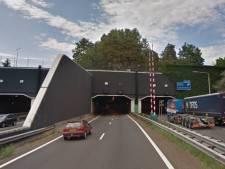 Drechttunnel weer open voor verkeer na schade aan plafond