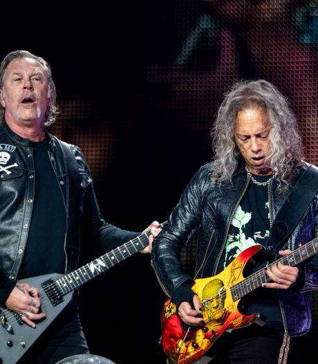 Metallica headliner op Pinkpop, Red Hot Chili Peppers zeggen af