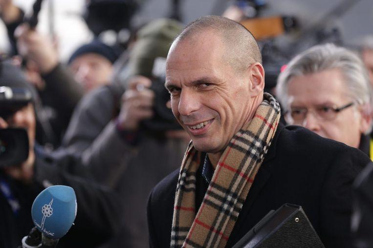 Yanis Varoufakis Beeld EPA