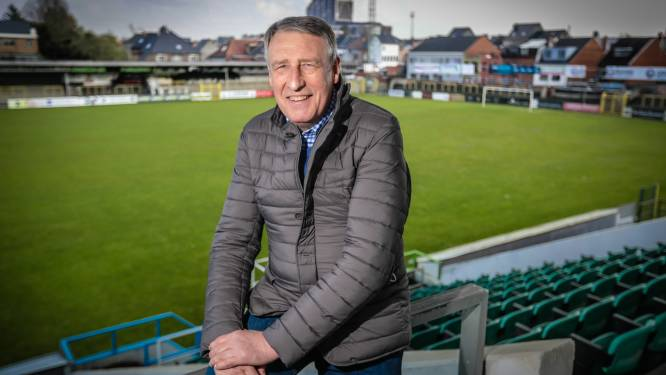 """Jean-Pierre Stijnen (Sporting Hasselt) over de tijd van toen: """"Na vijf mooie jaren bij Hasselt volgde een droomtransfer naar Berchem Sport"""""""