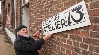 Doek valt tijdelijk over Creatief Atelier