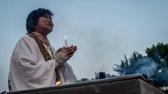 Japan herdenkt slachtoffers van atoombom Hiroshima