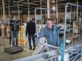 Voormalig Praxisgebouw in Etten-Leur klaarmaken voor manifestatie 'Alleen even een beetje opruimen'