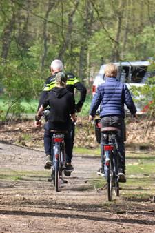 Twee jongetjes met jerrycan betrapt bij bosbrandje in Beekbergen