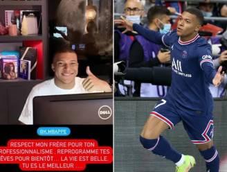 """Mbappé knipoogt naar Real Madrid op Instagram, maar haalt bericht snel terug offline: """"Verplaats je dromen naar binnenkort"""""""