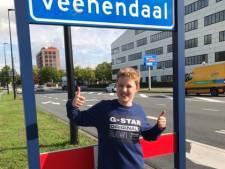 Hugo Wennekes (11) is de nieuwe kinderburgemeester van Veenendaal