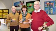 Da Vinci viert 10 jaar kunstgroep