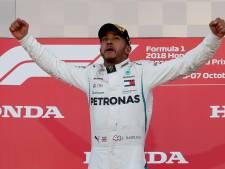 Hoe groot is Hamilton in vergelijking met de Formule 1-giganten?