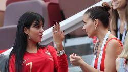 """WK LIVE: Engels bondscoach ontwricht schouder - Neymar traint """"normaal"""" mee bij Brazilië - Georgina fier op Ronaldo... en haar ring"""