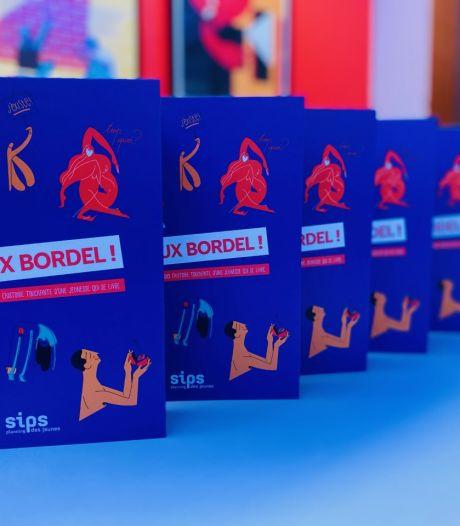 """""""Joyeux bordel!"""", le livre du SIPS par les jeunes et pour les jeunes"""