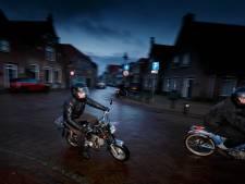 Verbod op scheuren met brommers in Steenwijkerland