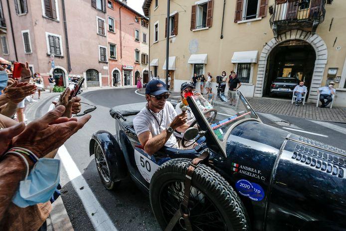 Uit 1929 komt deze Bugatti T40