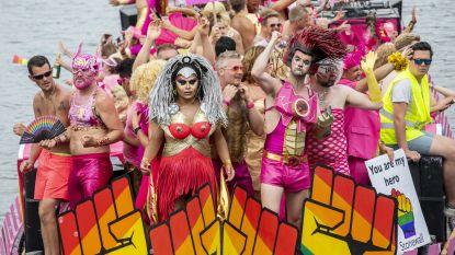 """""""Ooit zal Gay Pride niet meer nodig zijn. Maar dat zal nog twee, drie generaties duren"""""""