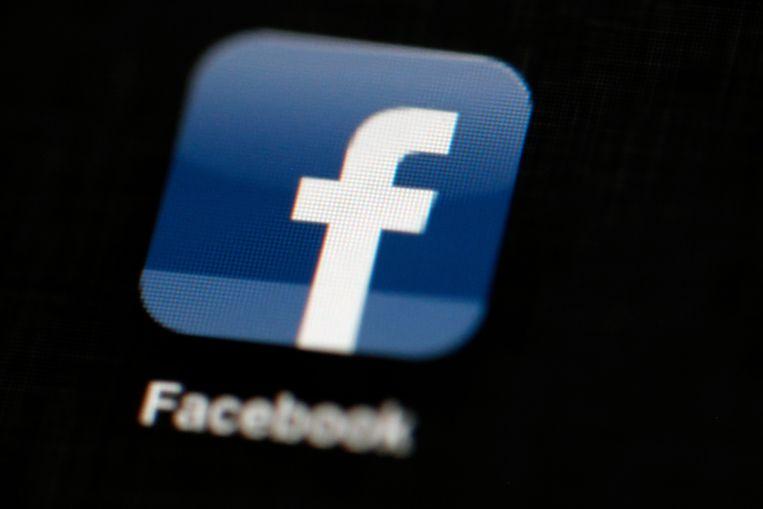 Drie gebruikers van de Facebook Messenger-app zijn vandaag een zaak begonnen tegen Facebook. Ze zeggen dat het sociale netwerk hun privacy heeft geschonden door gegevens van hun telefoongesprekken en berichten te verzamelen. Beeld AP