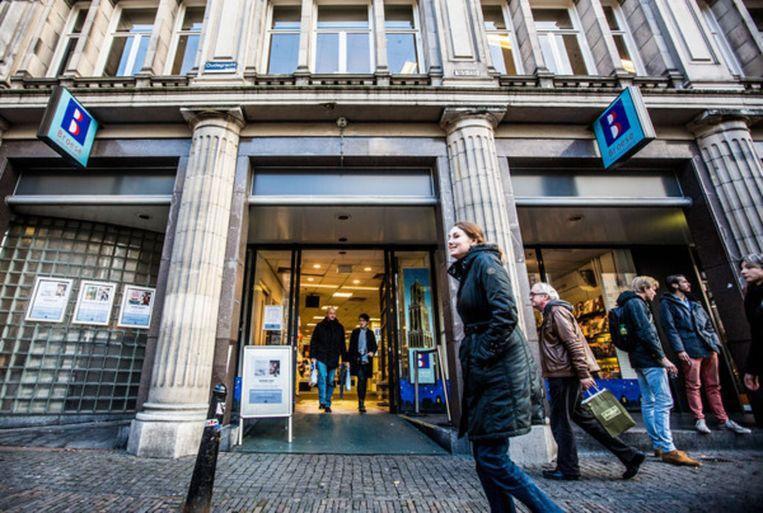 Boekhandel Broese in Utrecht. Beeld Shody Careman