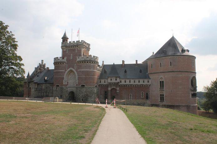 Toeristen zijn dagelijks welkom in het museum van het Kasteel van Gaasbeek.