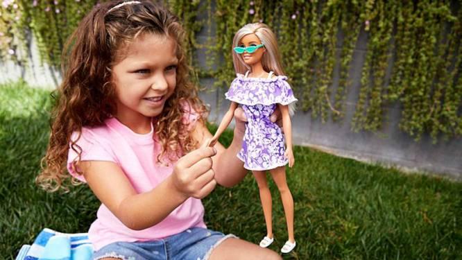 Mattel brengt Barbie-pop van gerecycleerd plastic uit oceaan op de markt