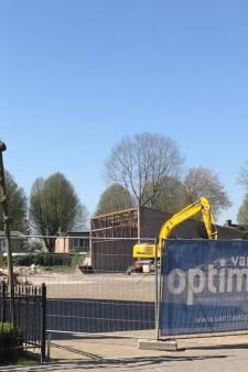 Garage Fassbender verdwijnt uit straatbeeld Schijndel