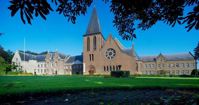 De Abdij van Berne in Heeswijk-Dinther.