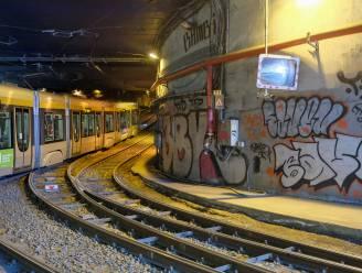 Vandalisme en graffiti kostten MIVB in 2020 meer dan 2,7 miljoen euro