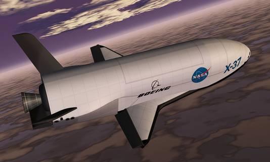 De X-37.