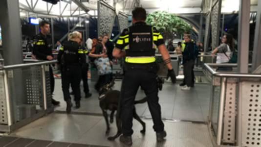 Voor tweede keer station Den Bosch ontruimd.