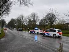 Drie auto's botsen op de Sloeweg in Vlissingen