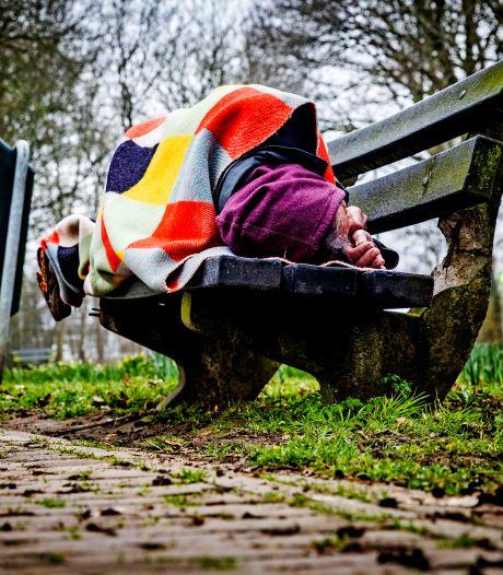 Zwervers veroorzaken steeds vaker overlast in Utrecht en Amersfoort