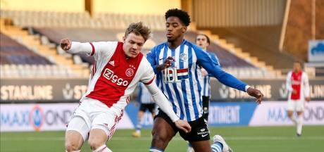 Bevrijdend gevoel maar ook herkenbare tienertranen voor FC Eindhoven en Collin Seedorf