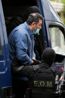 Un eurodéputé grec néonazi extradé de Bruxelles à Athènes