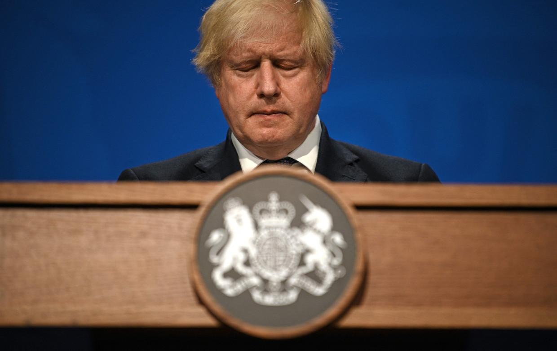 Premier Boris Johnson. Beeld AFP