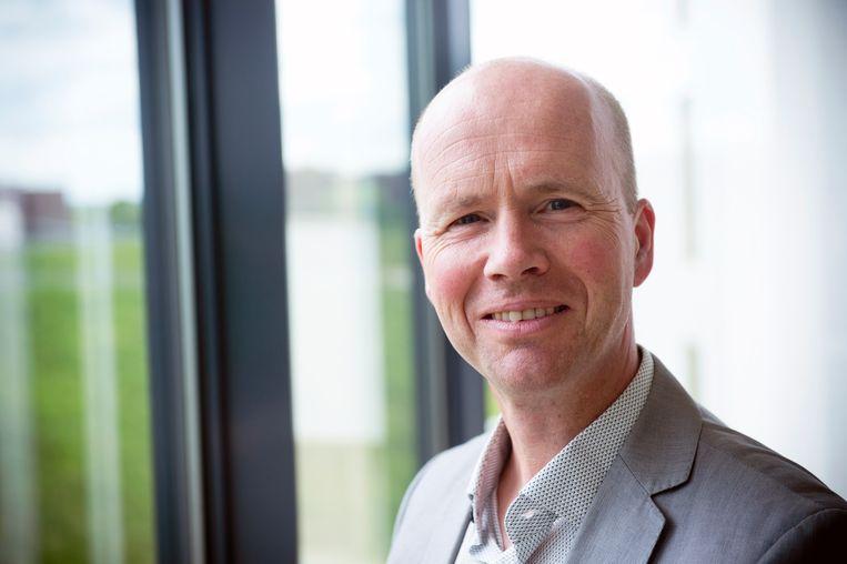 Prof. dr. Gert Van Assche, hoofdarts van het UZ Leuven.